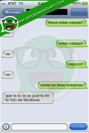 la guarra de tu facebook