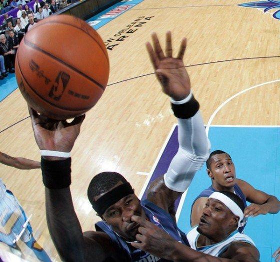 baloncesto nariz