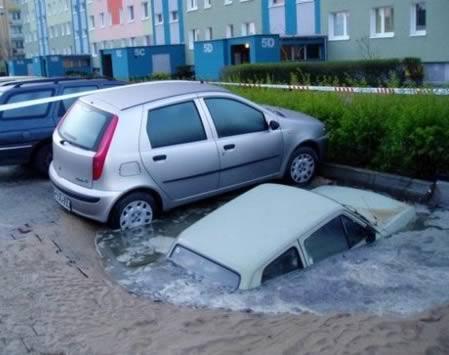 coche aparcado