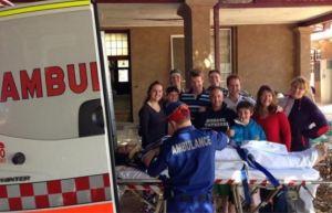 2. ambulancia
